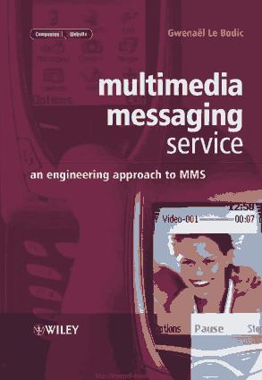 Multimedia Messaging Service Book