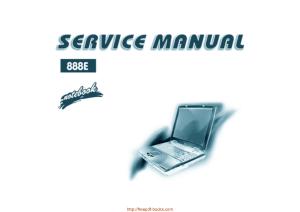 Noname Clevo 888e Sager Np888x Service Manual