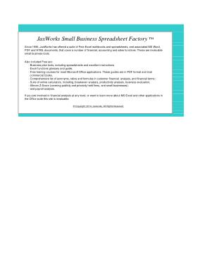 Free Download PDF Books, Basic Invoice Template