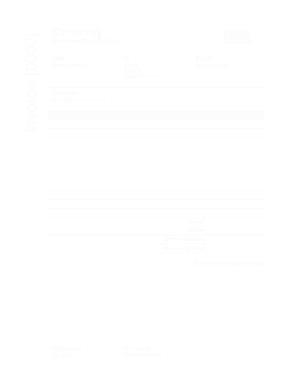 Free Download PDF Books, Company Billing Invoice Template