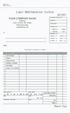 Free Download PDF Books, Lawn Caremaintenance Invoice Sample Template