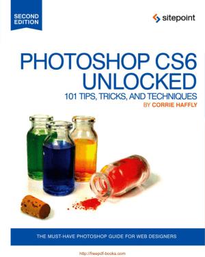 Photoshop CS6 Unlocked 2nd Edition Book