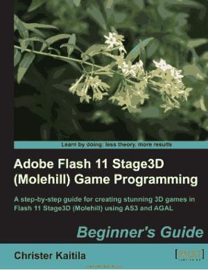 Adobe Flash 11 Stage3D Game Programming
