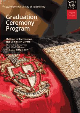 Free Download PDF Books, Graduation Ceremony Program Template