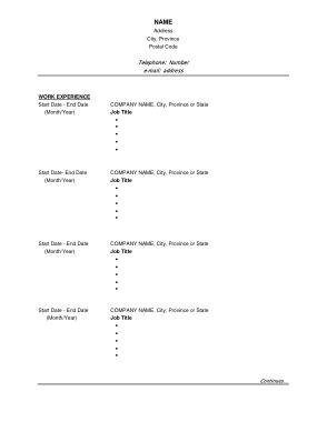 Free Download PDF Books, New Graduate Resume Template