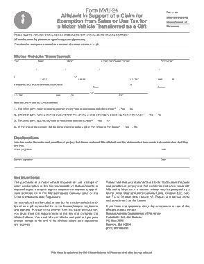 Free Download PDF Books, Vehicle Tax Affidavit Form Template