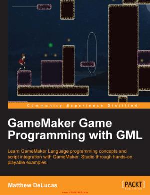 GameMaker Game Programming with GML, Free Books Online Pdf