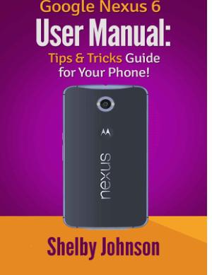 Google Nexus 6 User Manual