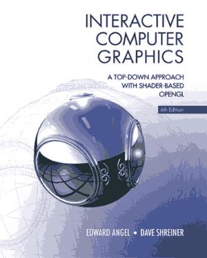 Interactive Computer Graphics, 6th Edition