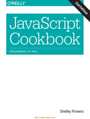Javascript Cookbook 2nd Edition Book