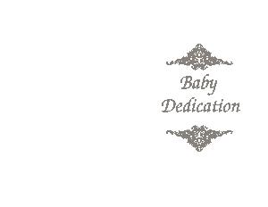 Free Download PDF Books, Sample Baby Dedication Certificate Template