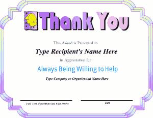Free Download PDF Books, Employee Appreciation Award Certificate Template