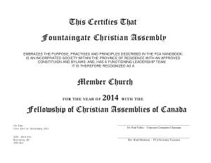 Free Download PDF Books, Christian Membership Certificate Template