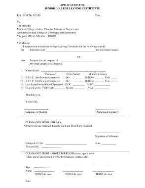 Free Download PDF Books, College Leaving Certificate Template