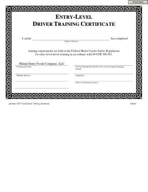 Free Download PDF Books, Sample Training Certificate Template
