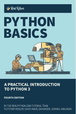 Free Download PDF Books, Python Basics A Practical Introduction to Python 3-Real Python (2021)