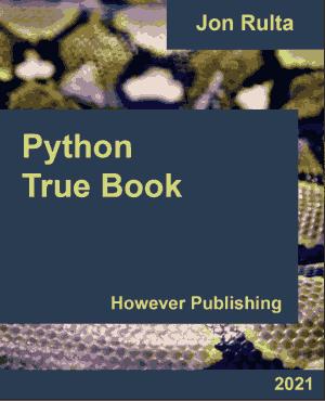 Free Download PDF Books, Python True Book (2021)