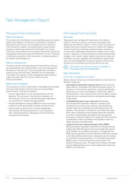 Formal Risk Management Report Sample Template