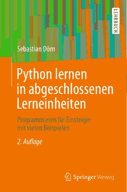 Free Download PDF Books, Python Lernen in Abgeschlossenen Lerneinheiten (2020)