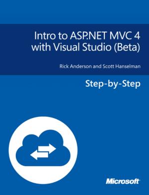 Intro To ASP.Net Mvc 4 With Visual Studio Beta