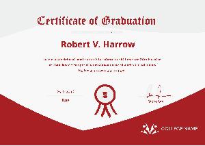 Free Download PDF Books, Sample Diploma Graduation Certificate Template