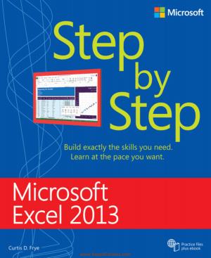 Microsoft Excel 2013 Step By Step, Excel Formulas Tutorial