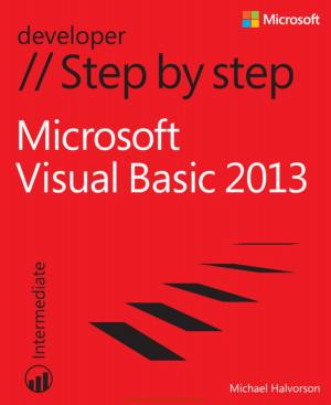 Free Download PDF Books, Microsoft Visual Basic 2013 Step By Step