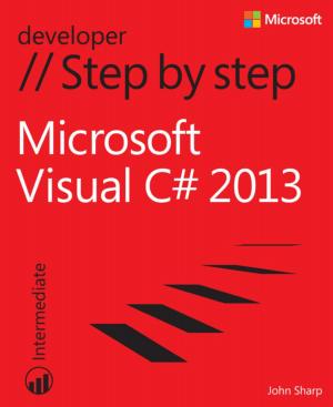 Microsoft Visual C-Sharp 2013 Step By Step