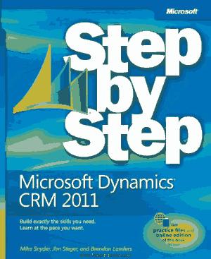 Ms Crm 2011 Step By Step