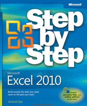 Ms Excel 2010 Step By Step, Excel Formulas Tutorial