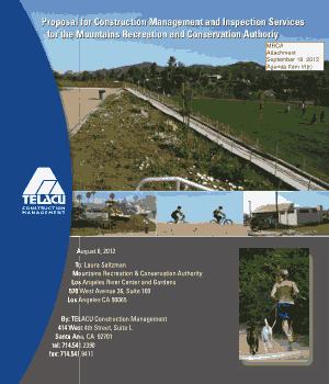 Free Download PDF Books, Construction Management Proposal Template
