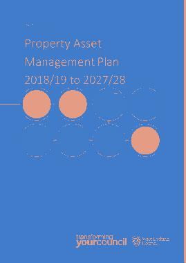 Free Download PDF Books, Property Asset Management Plan Sample Template