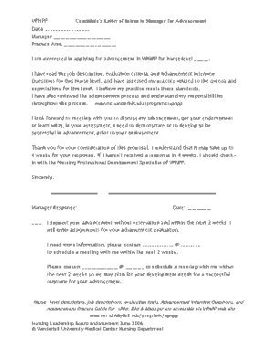 Free Download PDF Books, Nursing Job Letter of Intent Sample Template