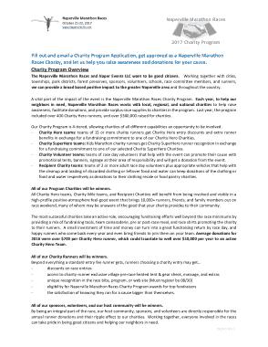 Free Download PDF Books, Sample Charity Sponsorship Invoice Template