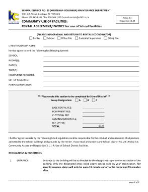 Free Download PDF Books, Equipment Rental Receipt Template