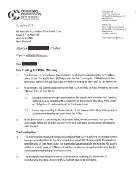 Free Download PDF Books, Charitable Trust Tax Invoice Template