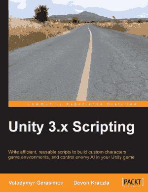 Unity 3.X Scripting Ebook