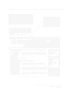 Free Download PDF Books, Travel Company Invoice Sample Template