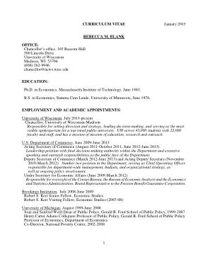 Free Download PDF Books, Blank CV Format Template