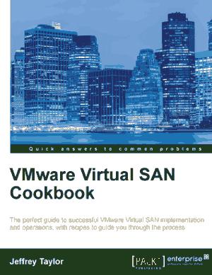 VMware Virtual San Cookbook