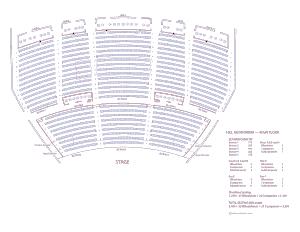 Free Download PDF Books, Auditorium Seating Chart Sample Template
