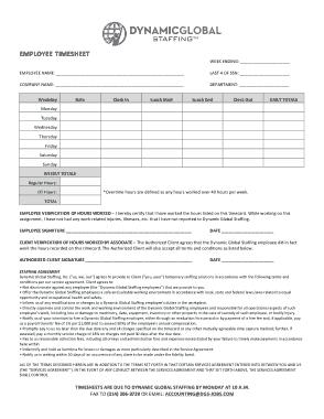 Free Download PDF Books, Employee Timesheet Chart Sample Template