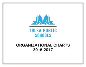 Administration Organization Chart Template