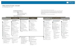 Free Download PDF Books, Basic ICO Organization Chart Template
