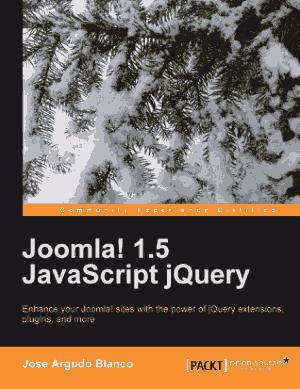 Joomla 1.5 Javascript Jquery, Joomla Ecommerce Template Book