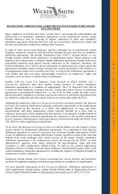 Free Download PDF Books, Mandatory Employment Arbitration Agreement Template