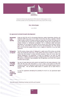 Free Download PDF Books, Economic Partnership Agreement Sample Template