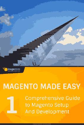 Magento Ebook Magento Made Easy Vol2