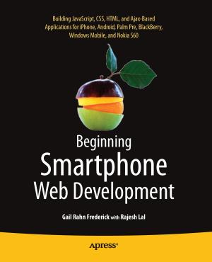Beginning Smartphone Web Development, Pdf Free Download