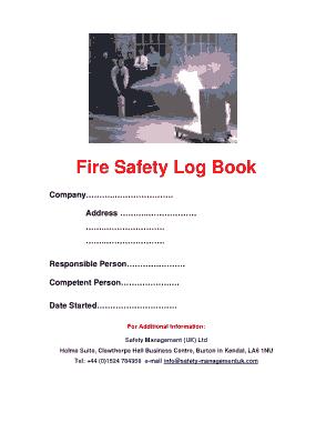 Free Download PDF Books, Fire Staff Training Log Template